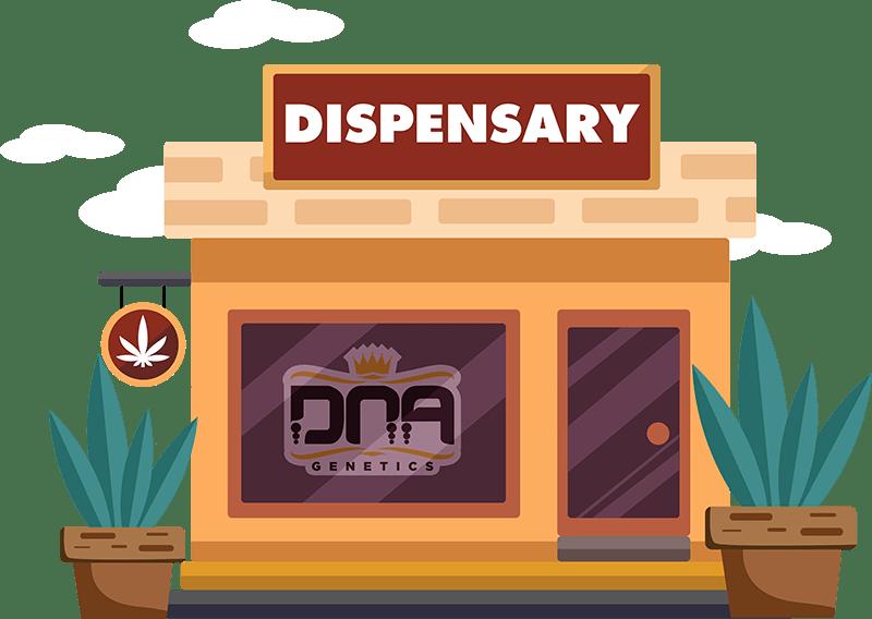 DNA Genetics USA Retailers